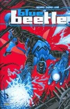 Copertina BLUE BEETLE n.1 - METAMORFOSI, RW LION