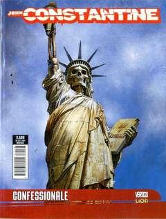 Copertina CONSTANTINE n.23 - STAGIONE 2: INFERNI/CONFESSIONALE, RW LION