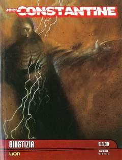 Copertina CONSTANTINE n.6 - STAGIONE 1: PECCATI ORIGINALI - GIUSTIZIA, RW LION