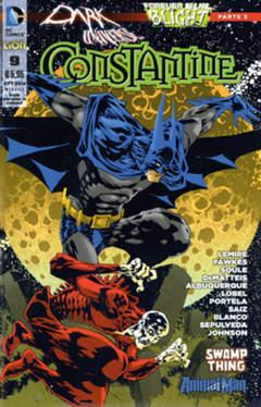 Copertina DARK UNIVERSE #18 Variant n. - BATMAN 75 ANNI Variant, RW LION