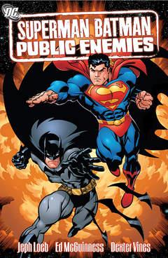 Copertina DC BEST n.11 - SUPERMAN/BATMAN: NEMICI PUBBLICI, RW LION