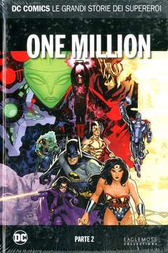 Copertina DC COMICS LE GRANDI...Speciale n.2 - ONE MILLION Parte 2, RW LION