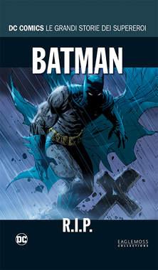 Copertina DC COMICS LE GRANDI STORIE... n.11 - BATMAN: R.I.P., RW LION