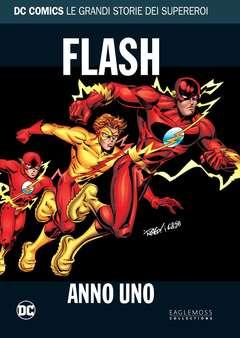Copertina DC COMICS LE GRANDI STORIE... n.17 - FLASH: ANNO UNO, RW LION