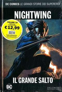 Copertina DC COMICS LE GRANDI STORIE... n.18 - NIGHTWING: IL GRANDE SALTO, RW LION