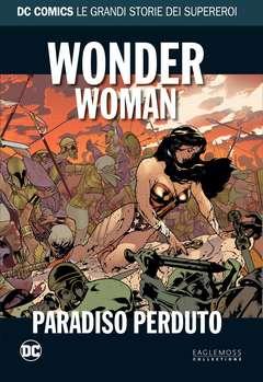 Copertina DC COMICS LE GRANDI STORIE... n.20 - WONDER WOMAN: PARADISO PERDUTO, RW LION