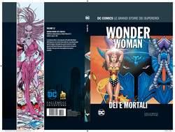 Copertina DC COMICS LE GRANDI STORIE... n.52 - WONDER WOMAN: DEI E MORTALI, RW LION