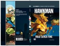 Copertina DC COMICS LE GRANDI STORIE... n.53 - HAWKMAN: VOLO SENZA FINE, RW LION