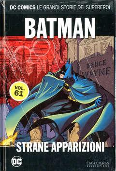 Copertina DC COMICS LE GRANDI STORIE... n.61 - BATMAN: STRANE APPARIZIONI, RW LION