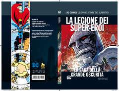 Copertina DC COMICS LE GRANDI STORIE... n.90 - LA LEGIONE DEI SUPER-EROI: LA SAGA DELLA GRANDE..., RW LION