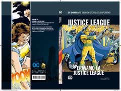 Copertina DC COMICS LE GRANDI STORIE... n.91 - ERAVAMO LA JUSTICE LEAGUE, RW LION