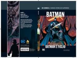 Copertina DC COMICS LE GRANDI STORIE... n.1 - BATMAN: BATMAN E FIGLIO, RW LION