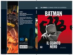 Copertina DC COMICS LE GRANDI STORIE... n.2 - BATMAN: IL GUANTO NERO, RW LION