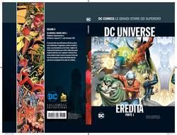 Copertina DC COMICS LE GRANDI STORIE... n.6 - DC UNIVERSE: EREDITA' 1, RW LION