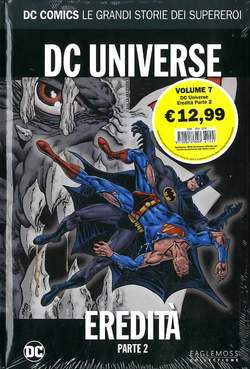Copertina DC COMICS LE GRANDI STORIE... n.7 - DC UNIVERSE: EREDITA' 2, RW LION