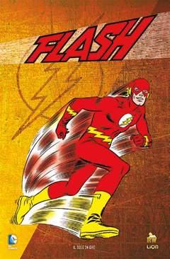 Copertina DC COMICS STORY n.9 - FLASH - IL MISTERO DEL FULMINE UMANO, RW LION