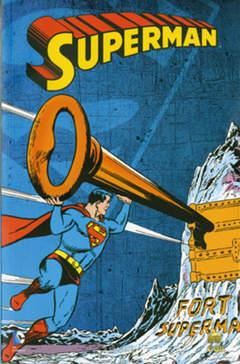 Copertina DC COMICS STORY n.3 - SUPERMAN 1 - L'UOMO DEL DOMANI, RW LION