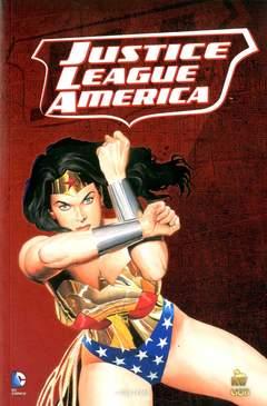 Copertina DC COMICS STORY n.4 - JUSTICE LEAGUE AMERICA 1 - I PIU' GRANDI...1, RW LION
