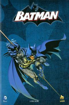 Copertina DC COMICS STORY n.5 - BATMAN - UOMO O PIPISTRELLO?, RW LION