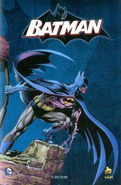 Copertina DC COMICS STORY n.8 - BATMAN - IL DEMONE VIVE ANCORA, RW LION