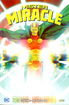 Copertina DC MINISERIE n.50 - MISTER MIRACLE, RW LION