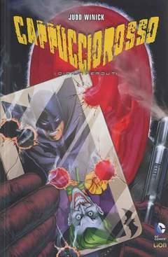 Copertina DC MINISERIE n.6 - BATMAN: CAPPUCCIO ROSSO - I GIORNI PERDUTI, RW LION