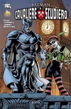 Copertina DC MINISERIE n.1 - BATMAN: CAVALIERE E SCUDIERO, RW LION