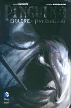 Copertina DC MINISERIE n.8 - PINGUINO: DOLORE E PREGIUDIZIO, RW LION