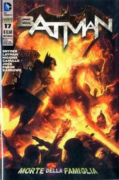 Copertina DC REBOOT ULTRAVARIANT n.25 - BATMAN #17, RW LION