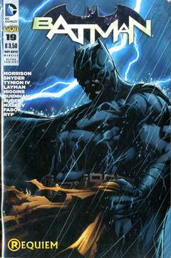 Copertina DC REBOOT ULTRAVARIANT n.27 - BATMAN #19 MDFR, RW LION