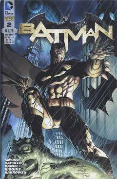 Copertina DC REBOOT ULTRAVARIANT n.2 - BATMAN #2 ULTRAVARIANT, RW LION