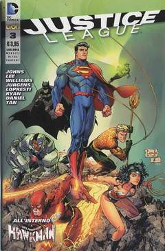 Copertina DC REBOOT ULTRAVARIANT n.9 - JUSTICE LEAGUE #3 ULTRAVARIANT, RW LION