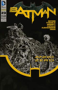 Copertina DC REBOOT VARIANT n.46 - BATMAN #23 JUMBO EDITION, RW LION