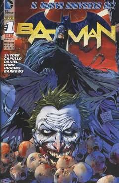 Copertina DC REBOOT VARIANT n.1 - BATMAN #1 VARIANT, RW LION