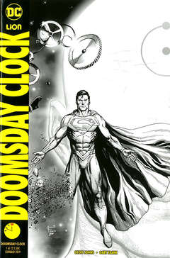 Copertina DOOMSDAY CLOCK Ristampa n.1 - DOOMSDAY CLOCK - Ristampa, RW LION