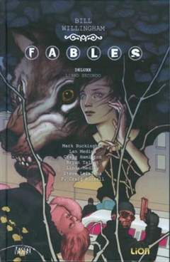 Copertina FABLES DELUXE n.2 - FABLES DELUXE, RW LION