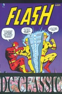 Copertina FLASH CLASSIC n.2 - FLASH CLASSIC N.2, RW LION