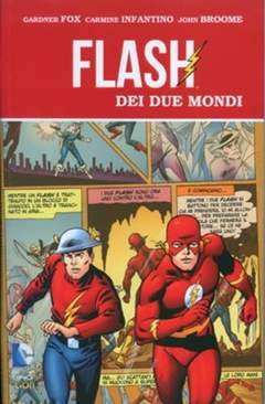 Copertina FLASH DEI DUE MONDI n. - FLASH DEI DUE MONDI, RW LION