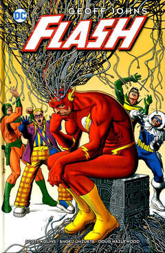 Copertina FLASH DI GEOFF JOHNS n.2 - FLASH DI GEOFF JOHNS, RW LION