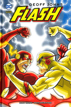 Copertina FLASH DI GEOFF JOHNS n.3 - FLASH DI GEOFF JOHNS, RW LION