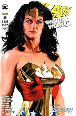 Copertina FLASH/WONDER WOMAN n.35 - FLASH/WONDER WOMAN Variant cover, RW LION