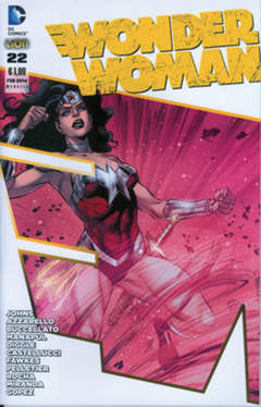 Copertina FLASH/WONDER WOMAN cofan. pack n.4 - FLASH/WONDER WOMAN #4+WONDER WOMAN Exclus.Cover #4, RW LION