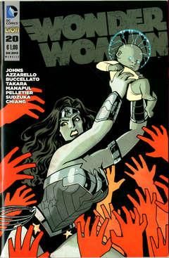 Copertina FLASH/WONDER WOMAN n.2 - Cover WONDER WOMAN, RW LION