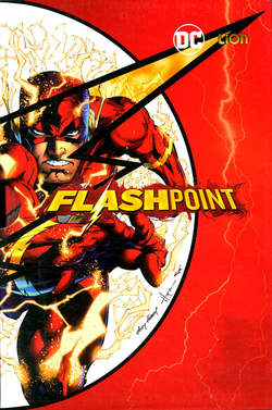 Copertina FLASHPOINT Slipcase Limited n. - Contiene FLASHPOINT BEST + FLASHPOINT vol. 03, RW LION
