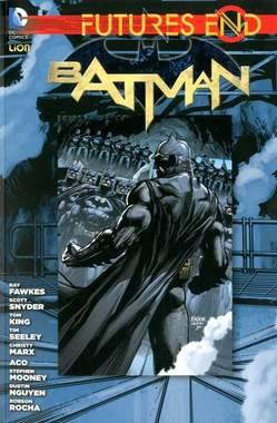 Copertina FUTURES END - BATMAN n.2 - FUTURES END - BATMAN, RW LION
