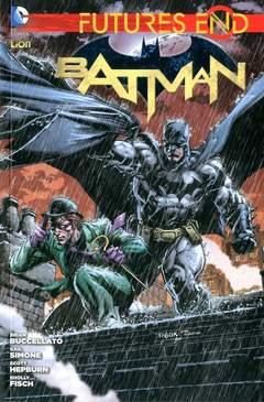 Copertina FUTURES END - BATMAN n.1 - FUTURES END - BATMAN, RW LION