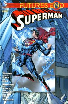 Copertina FUTURES END - SUPERMAN n.2 - FUTURES END - SUPERMAN, RW LION