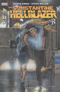 Copertina HELLBLAZER serie n.23 - VERTIGO MONTHLY 3, RW LION