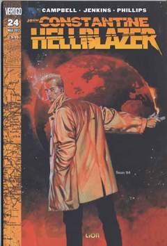 Copertina HELLBLAZER serie n.24 - VERTIGO MONTHLY 5, RW LION