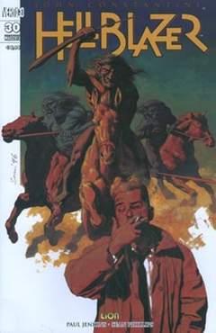Copertina HELLBLAZER serie n.30 - HELLBLAZER, RW LION